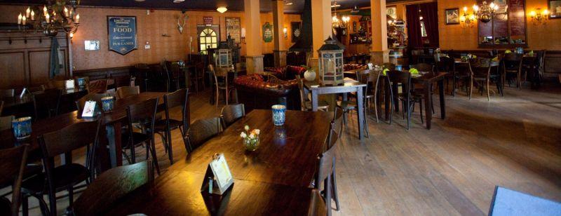 Vergaderen op de Veluwe! - Restaurant Boshuis